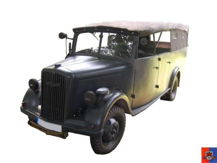 baugleiches Fahrzeug